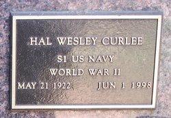 Hal Wesley Curlee