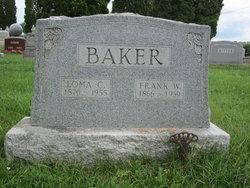 """Salome Catherine """"Loma"""" <I>Wolf</I> Baker"""