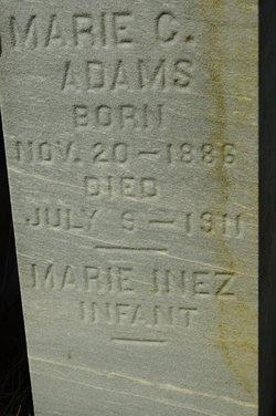 Marie Inez Adams