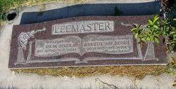 Oscar Devon LeeMaster
