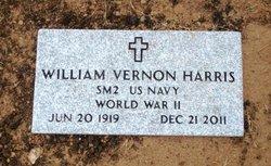 """William Vernon """"Bill"""" Harris"""