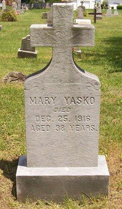 Mary <I>German</I> Yasko