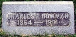 Charles P. Bowman