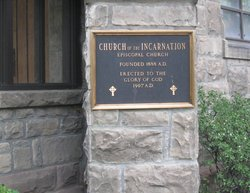 Episcopal Church of the Incarnation Columbarium