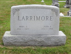 Mary Jane Larrimore