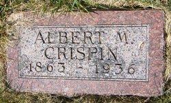Albert M Crispin
