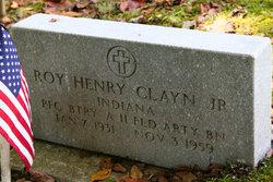 Roy Henry Clayn, Jr