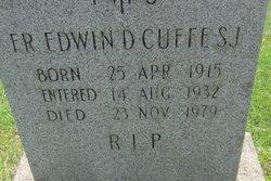 "Fr Edwin D. ""Father Ed"" Cuffe"