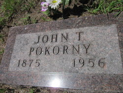 John T Pokorny