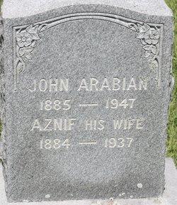 John Arabian