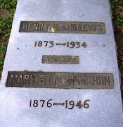 Henry Kaster Andrews