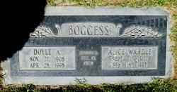 Alice Lola <I>Wardle</I> Boggess