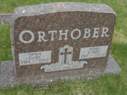 Marie Katherine <I>Carmody</I> Orthober