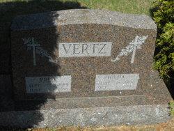 """Alfred Albert """"Fred"""" Vertz"""