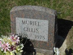 Muriel Margaret <I>Vertz</I> Gillis