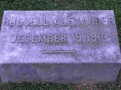 Nancy Russell Alexander