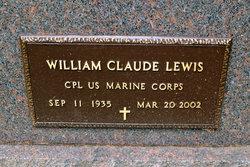William Claude Lewis