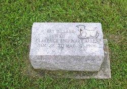 Harry Dillard Allen