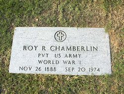 Roy Ray Chamberlin