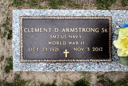 Clement Durr Armstrong, Sr