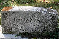Grace D. <I>Hawley</I> Browning