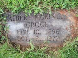 Albert McKinley Groce