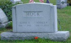 Elaine O <I>MacNeal</I> Hock