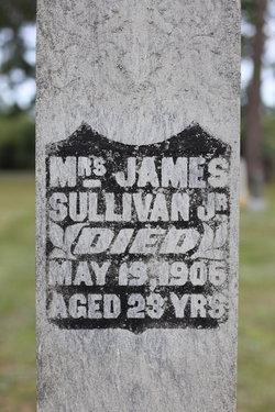Margaret Ann <I>Kitts</I> Sullivan