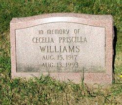 Cecelia Priscilla Williams