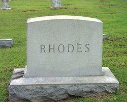 Sallie <I>Terry</I> Rhodes