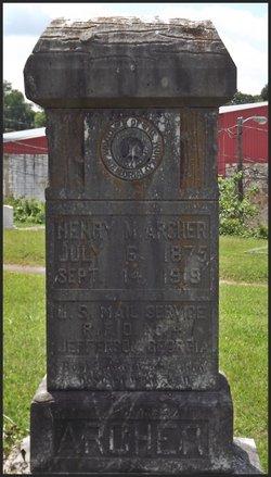 Henry Mack Archer