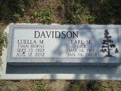 Luella Mae <I>Van Horn</I> Davidson