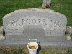 Emma Jane <I>Rumley</I> Poore
