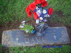 Mrs Dora Elanora <I>Woodard</I> Davis