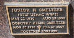 Junior Herbert Smeltzer