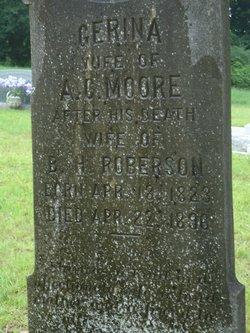 Gerina <I>Sizemore Moore</I> Roberson
