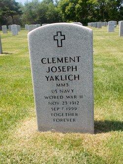 Clement Joseph Yaklich