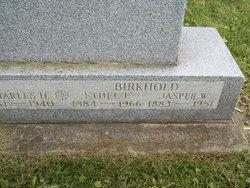Ethel F <I>Espy</I> Birkhold
