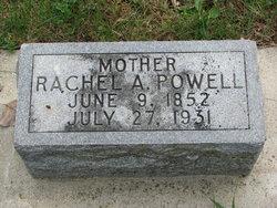 Rachel Alice <I>Steele</I> Powell