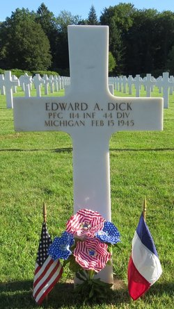 PFC Edward A Dick