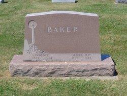 Maude May <I>Bishop</I> Baker