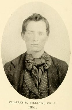 Charles D Billings
