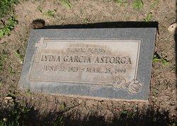 Lydia <I>Garcia</I> Astorga