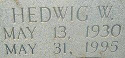 Hedwig <I>Weber</I> Young