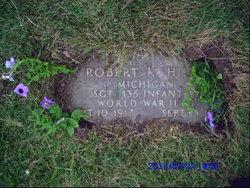 "Robert karl ""Bert"" Hilla"