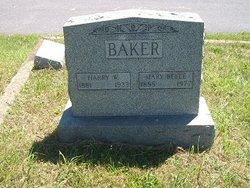 Harry W Baker