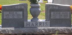 "Robert Holman ""Bob"" Harris"