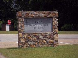 Sapp Memorial Cemetery