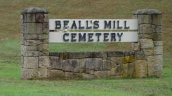 Bealls Mill Cemetery