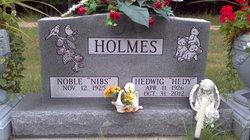 """Hedwig L. """"Hedy"""" <I>Jerumbo</I> Holmes"""